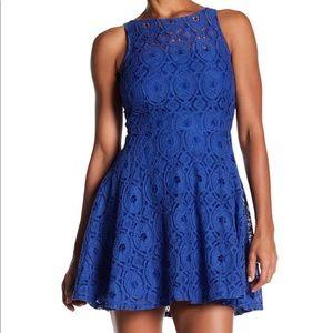NWT BB Dakota Fit and Flare Dress Sz 12